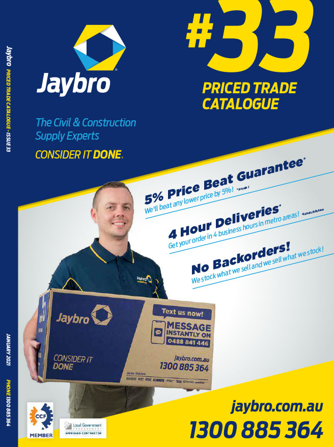 Jaybro catalogue