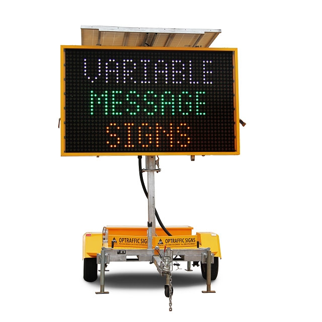 VMS Sign Boards & Variable Message Sign Trailers