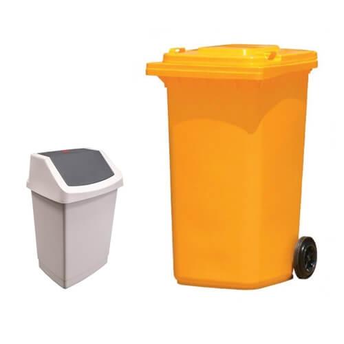 Garbage Bins & Bags