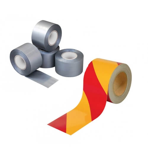 Barrier Tapes & Duct Tape