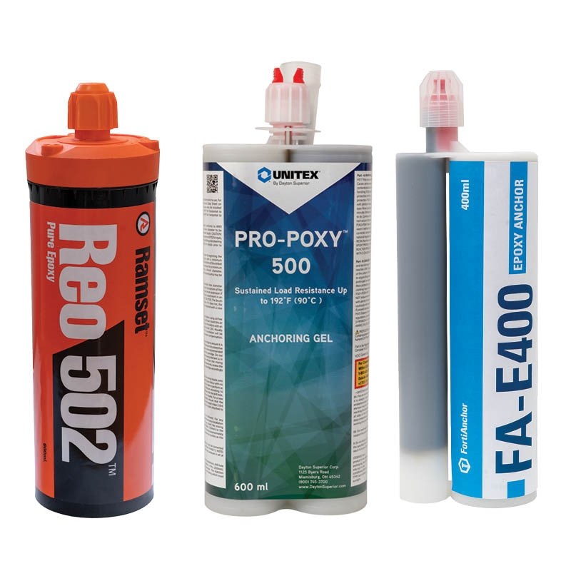 Epoxy & Chemical Anchoring