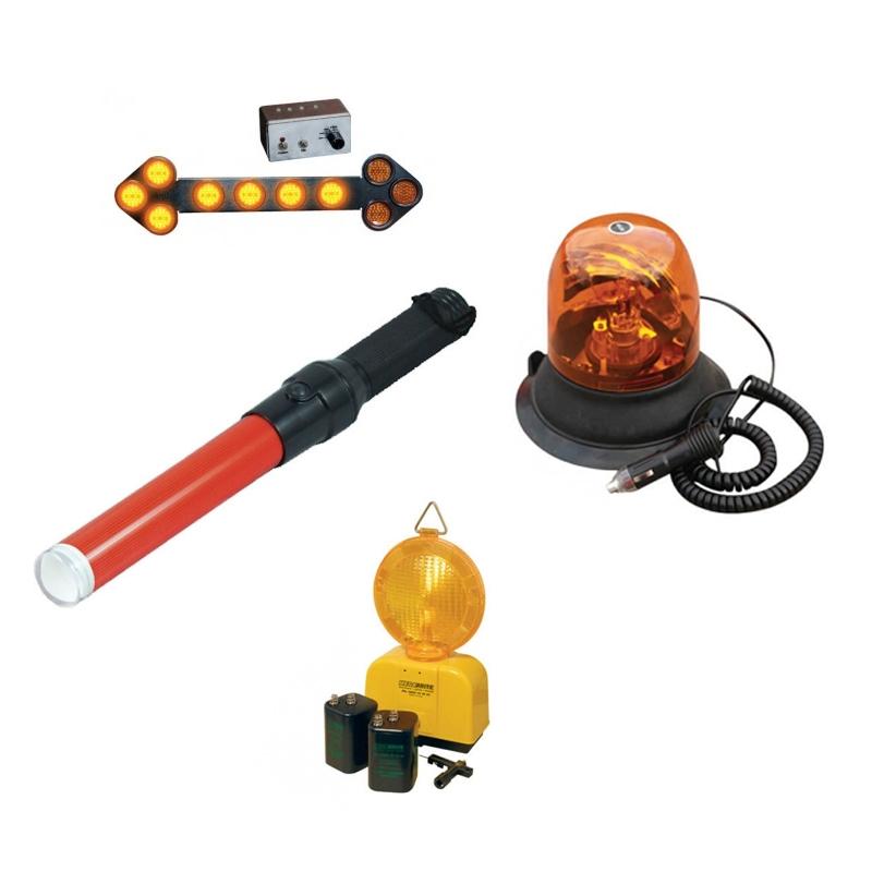 Hazard Lamps & Vehicle Beacons