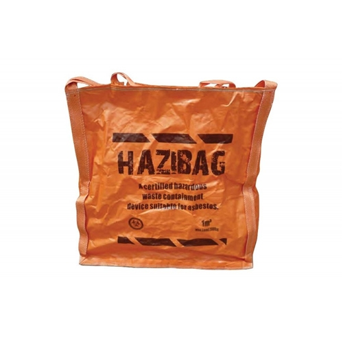 Asbestos Bags