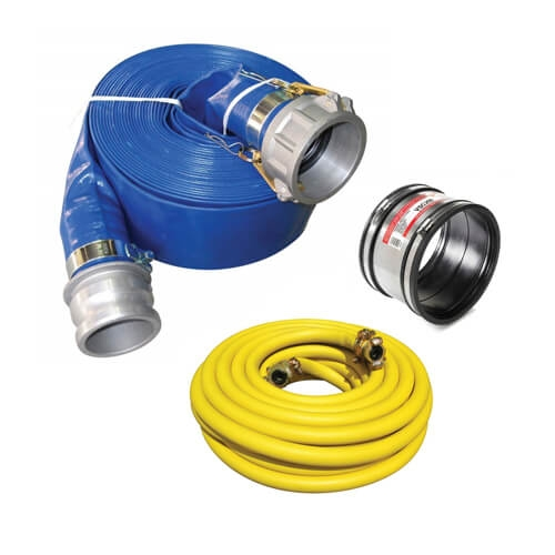 Hoses, Fittings & Pipe Accessories