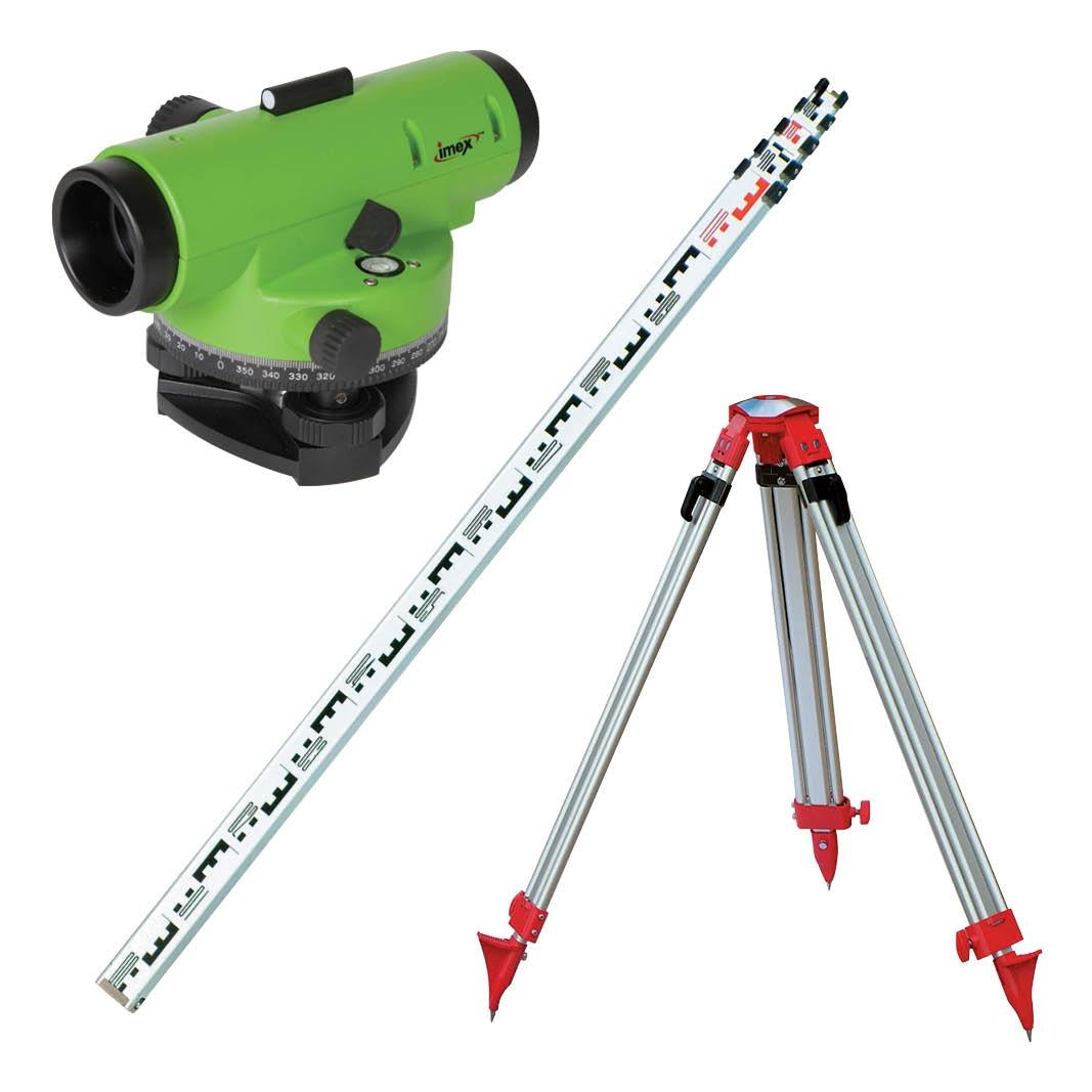 Surveying hardware