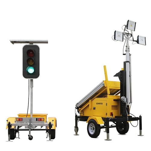 Electronic Traffic Control & Portable Lighting