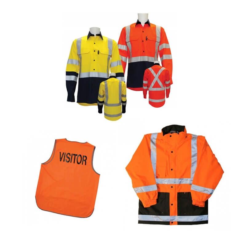 Shirts, Jackets & Vests