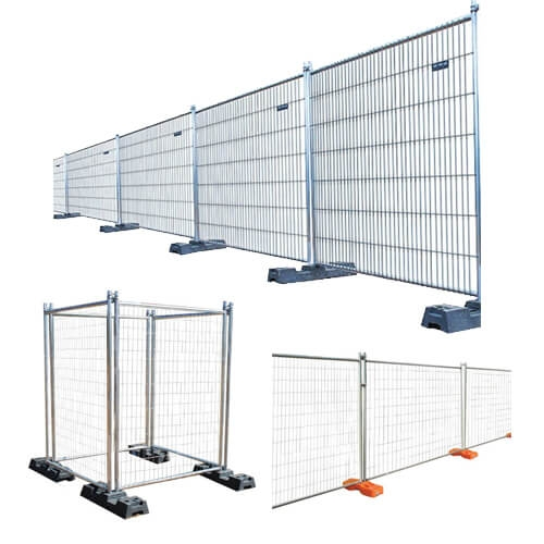Temporary Fencing & Accessories