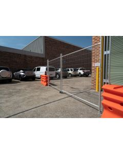 Gate for Armorzone plastic waterfilled barrier