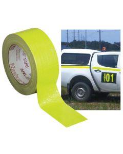 Hi-Vis Fluorescent Tape