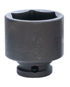 1/2' Drive Impact Socket - Short
