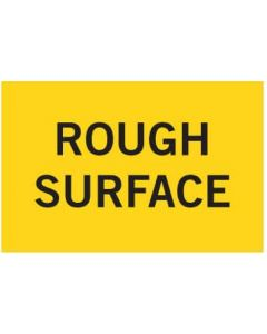 Repeater Sign - Rough Surface - 3mm Non Reflective