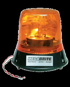 Heavy Duty Rotating Beacon - MegaBrite Bolt-On Rotating Beacon 24V
