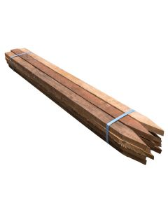 Hardwood Stake - 50 x 25 x 1200mm Unpainted