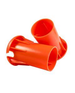 Reo Bar Guard Safety Caps 24-36mm 100 Per Bag