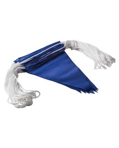 Safety Flagging / Bunting Blue 30M