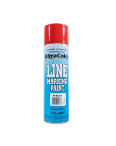 Line Marking Paint 500G - Red