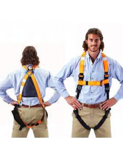 Confined Space Harness - Full Body Confined Space Harness