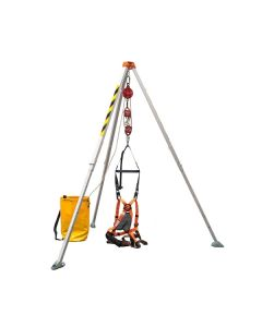 Confined Space Entry Kit with 9ft Tripod