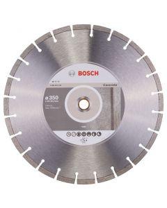 Bosch Standard Concrete Diamond Disc 350 x 20/25.4x3.2mm