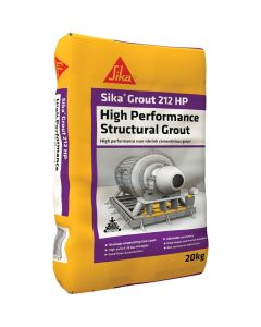 Sika Grout 212 HP High Performance Grout 20 kg