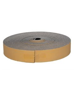 Expansion Joint Foam 100 x 10mm x 25M self adhesive