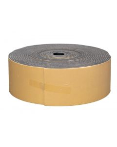Expansion Joint Foam 200 x 10mm x 25M, self adhesive