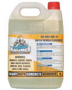 Liquid Hammer Concrete Remover Concentrate 5 L