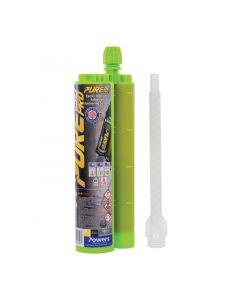 Powers Pure150-Pro Pure Epoxy Injection 585ml