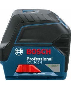 Bosch GCL 2-15 G Combination Laser