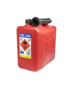 Red Fuel Container 10L Capacity