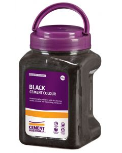 Black Oxide Cement Colour 1kg