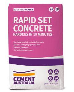 Rapid Set Concrete Mix 20 kg