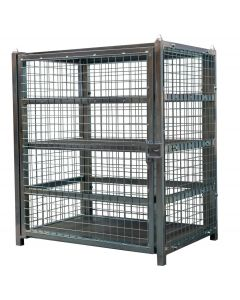 Gas Bottle Storage Cage - Small