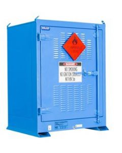 Outdoor Dangerous Goods Store Cabinet, 250L