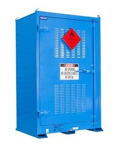 Outdoor Flammable Liquids Store - 350L