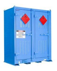 Outdoor Flammable Liquids Store - 450L