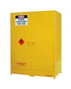 Large Capacity Flammable Liquids Storage Cabinet, 450L