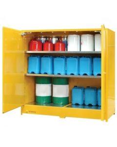 Large Capacity Flammable Liquids Storage Cabinet, 650L