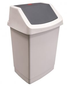 Swing Top Tidy Bin 25lt