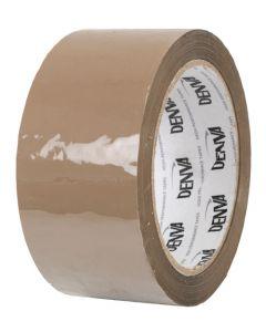 Premium Packaging Tape, 48mmx75M, Brown