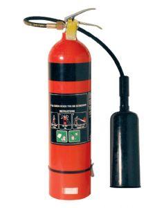 Carbon dioxide fire extinguisher, 5kg