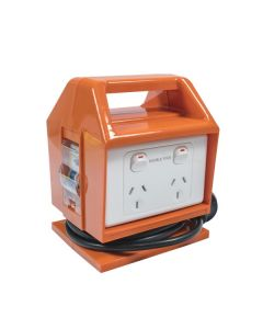 6 x Portable Power Block Outlet, 10A