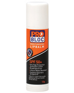 SPF50+ Lip Balm - Pocket Size