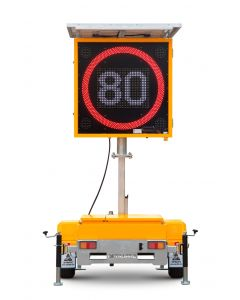 Variable Speed Limit Signs (VSLS) LED Speed Sign