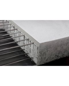 Max Frank Stremaform Strong with Stiffening Bars, 600 x 2400mm