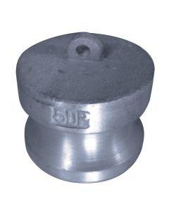 Type DP Aluminium Camlock Dust Plug