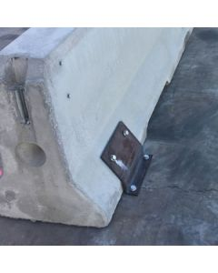 Concrete Barrier Bolt Down Plate