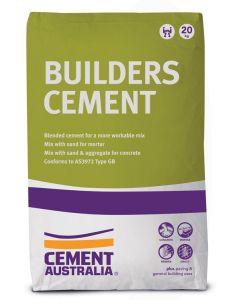 Builders Cement, 20Kg Bag