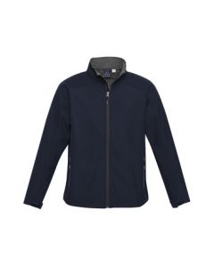 Mens Geneva Soft Shell Jacket